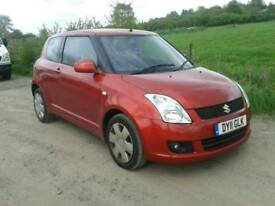 2011 Suzuki swift sw3