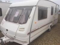 Sterling Eccles emerald 2001 4 berth touring caravan