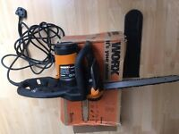 WORX Chainsaw WG303E