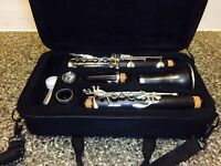 Gear4music 17 Key Bb Beginner Clarinet