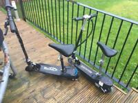 2 Kids electric Scooters