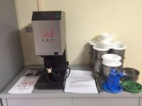New Pacojet 1 System with 9 beakers