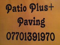 PATIO PLUS + Driveways,patios,new builds and facelifts