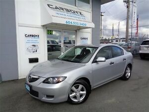 2009 Mazda MAZDA3 GX Sedan, Automatic, Alloy Wheels