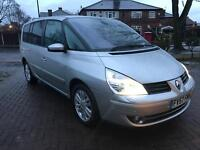 RENAULT ESPACE 7 SEATER FULLY LOADED