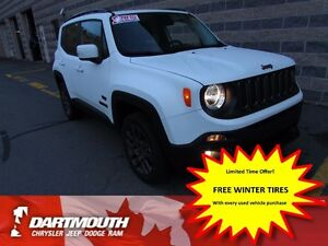 2016 Jeep Renegade LATITUDE/4X4
