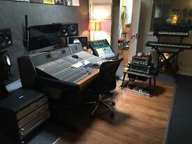 Recording Studio Timeshare