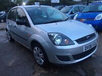 Ford Fiesta 1.25 Style 5dr£1,985 p/x welcome FREE WARRANTY, NEW MOT