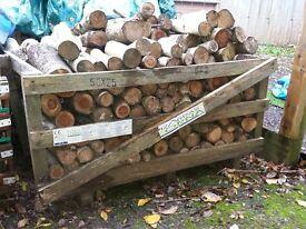Seasoned logs / firewood