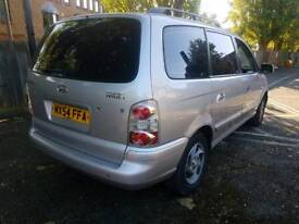 Hyundai Trajet - 7 Seater - 1 Owner From New - HPI Clear - Full Service History - Drives Great