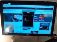 HP W1907 19-inch Widescreen Flat Panel LCD Monitor