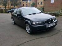 For sale bmw 2.5 petrol car is perfect
