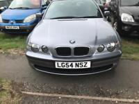 BMW 316 COMPACT 70000 MILES VERY GOOD CONDITION MOT TILL JUNE 2019 DRIVES PERFECT NO FAULTS