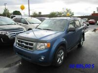 2009 FORD Escape AWD ***inspecter par ford***