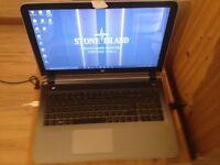 "hp laptop 15.6"" 8gb RAM 2tb hard drive windows 10 pro B&O sound"