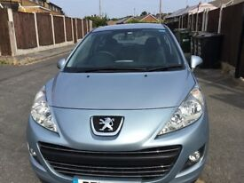 Peugeot 207 limited edition Excellent condition genuine low mileage
