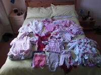 Baby girls clothes age Newborn - 3 months