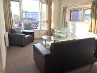 **Luxury 2 Bed 2 Bath Apartment to Let in The Litmus Nottingham City Centre NG1 Fully Furnished