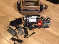 Sony digital handycam DCR-TRV110E
