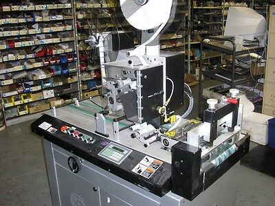 Kirk-rudy Tabber Wafer Sealing Machine