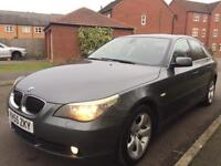 BMW 525 D SE 6 SPEED TURBO DIESEL FULL MOT SERVICE HISTORY IMMACULATE FIRST TO SEE WILL BUY