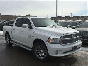 2014 Ram 1500 LONGHORN LIMITED EDITION**POWER SUNROOF**NAVIGATIO