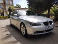 2006 Bmw 5 Series 525d Se Diesel Touring Automatic 1 Owner