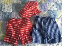 JoJo Maman Bebe Swim Bundle - 12-24 months