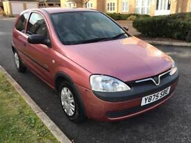 Vauxhall Corsa 1.0 Petrol