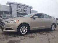 2015 Ford Fusion S|2.5|Remote Start|Rear View Camera