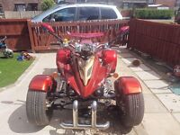 QUAD BIKE SPY 350F1