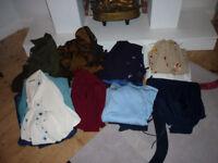 Ladies Clothes Bundle 90+ Items Jacques Vert M&S Eastex Wish Wallis Minuet Laura Ashley, Viyella