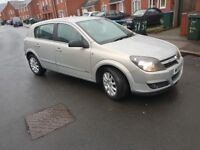 2005 VAUXHALL ASTRA 1.6 LTRS PETROL 5 DRS H/BACK BARGAIN £649 NO OFFERS CALL 07440307417