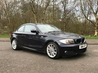 2012 BMW 118D M SPORT COUPE****FINANCE AVAILABLE