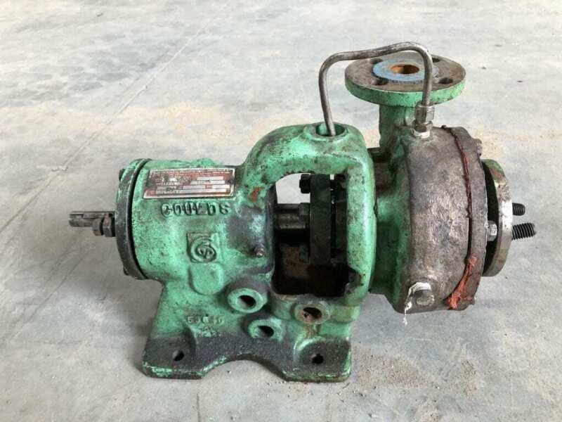 Goulds Pumps 3199 SS Centrifugal Pump 1X1-5