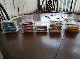 22 Compatible Epson T1816 (18XL Series) Ink Cartridges. (4 Yellow, 8 Black, 4 Magenta, 5 Blue)
