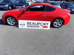 Hyundai Genesis Coupe  AUTOMATIQUE 2011 Rouge