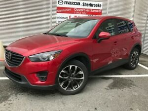 2016 Mazda CX-5 GT AWD TECH CUIR NAVIGATION