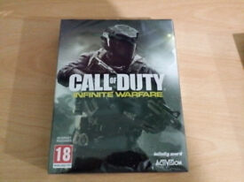 Call Of Duty: Infinite Warfare Standard Edition w/ Extra Content and Pin Badges (XBOX ONE)