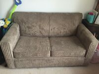 Nearly new sofabed