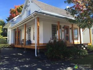 130 000$ - Maison à un étage et demi à vendre à Lac-Etchemin