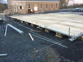 Self-employed Marquee erector available in short notice or for casual work.
