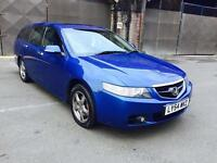 HONDA ACCORD 2.2 I-CTDI TOURER, DIESEL, LEATHER