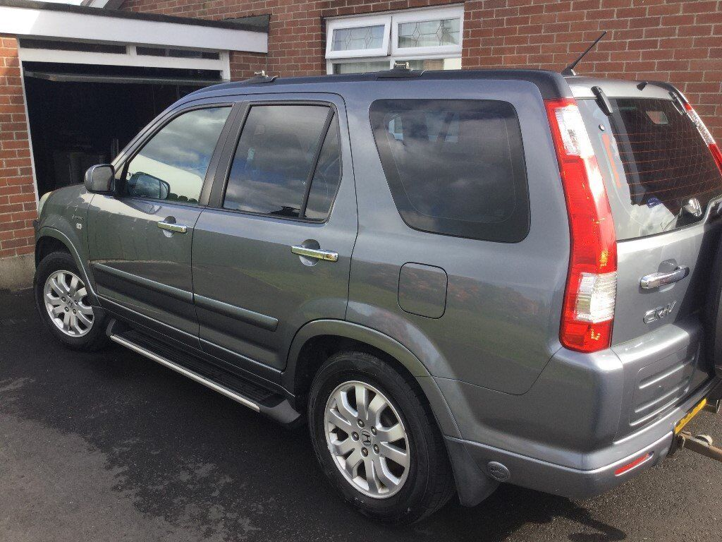 2005 Honda CRV I VETEC Petrol & LPG Mot to May 2018 Excellent Condition | in Banbridge, County ...