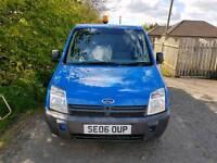 NO VAT.Ford Transit Connect L200 TD SWB, One Owner, 144,000 Miles, MOT 23/4/18, TEL-07477651115.