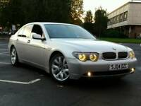 For sale BMW 730D SPORT 54 PLATE PX AVAILABLE