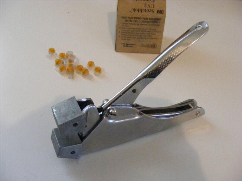 Scotchlok® tool crimper pliers scotchlock scotchloc