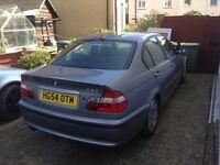 BMW 325i SE Auto, 2.5, 4 door Saloon, Petrol, MOT Jan 2018, Air con, Cruise Control, CD stereo,