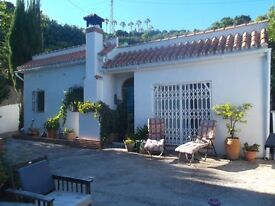 "REAL SPAIN ""Mountain View"" B&B....Alhaurin el Grande...Inland Costa del sol"