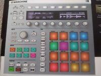 Native Instruments Maschine MKII + Resonant Blaze Expansion
